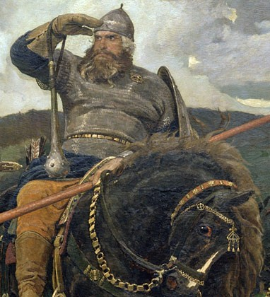 ДОБРЫНЯ НИКИТИЧ И ХАН БОТИЯН